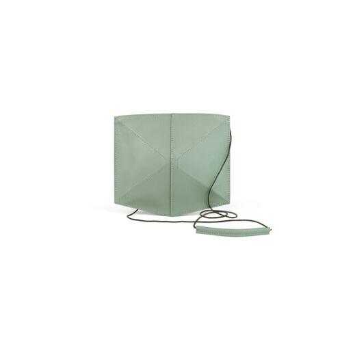 ZAND Chice Schultertasche - Mini Fold Für Damen soft green