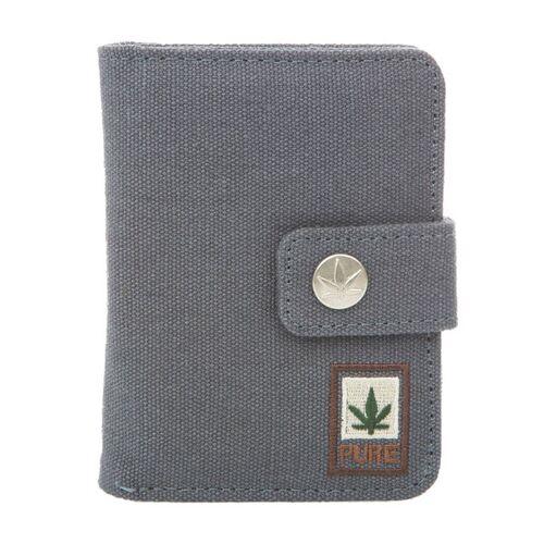 Pure Handliche Geldbörse grey