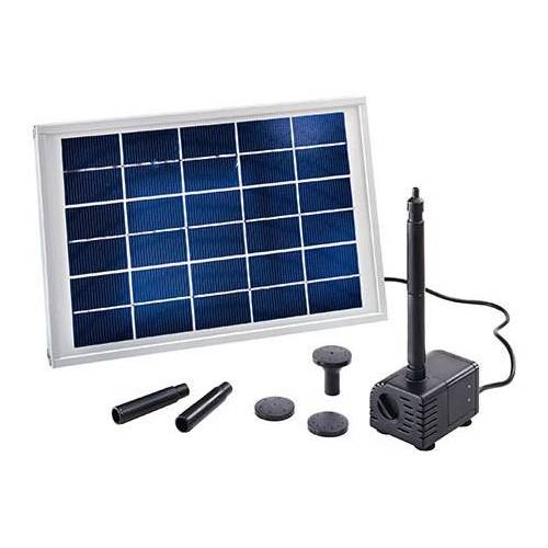 Esotec Palermo Solarpumpensystem