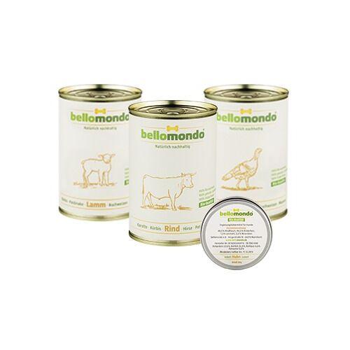 bellomondo Probepaket Für Fellnasen