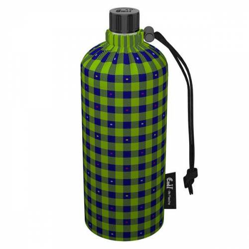 Emil die Flasche Emil-die-flasche Trink-set 0,4 l karo 0,4 l