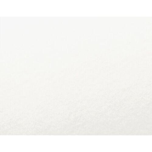 Cotonea Edel Biber Spannbezug weiß 70x140 cm