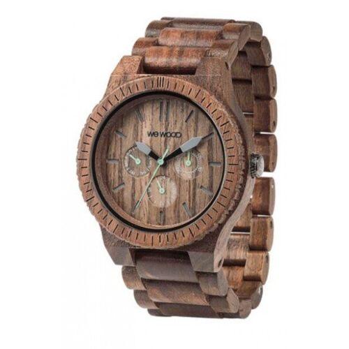 Wewood Holz-armbanduhr Kappa Nut   100% Hautverträglich