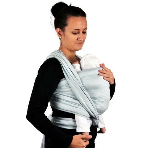 Schmusewolke Babytragetuch Soft-tragetuch mint