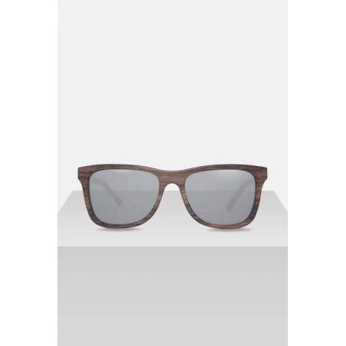Kerbholz Sonnenbrille Aus Holz 'Justus' walnussholz