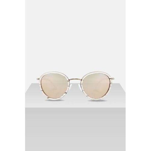 Kerbholz Sonnenbrille Aus Holz 'Berthold' weißbirke