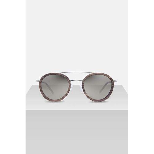 Kerbholz Sonnenbrille Aus Holz 'Berthold' walnussholz