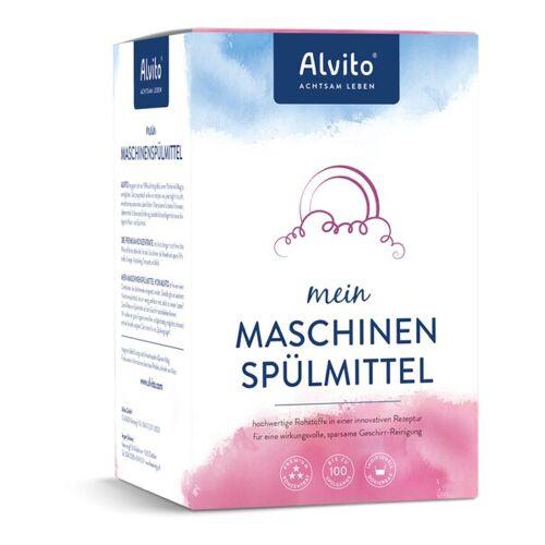 Alvito Maschinenspülmittel 1 Kg Umweltschonend