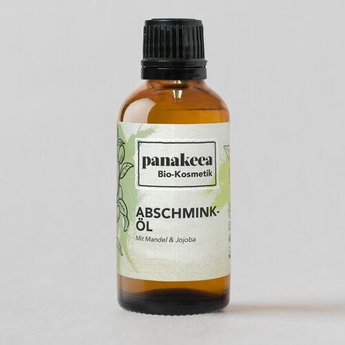 panakeea Cleanser, Bio-abschminköl: Bio, Vegan, Tierversuchsfrei