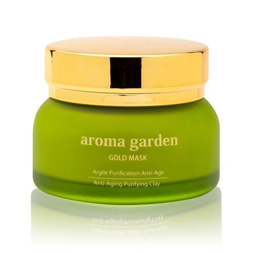 aroma garden 24k Gold Detox-maske Mit Tonerde gold