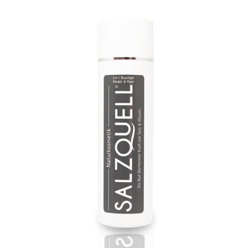 SALZQUELL Naturkosmetik Salzquell® 2 In 1 Duschgel Für Ihn