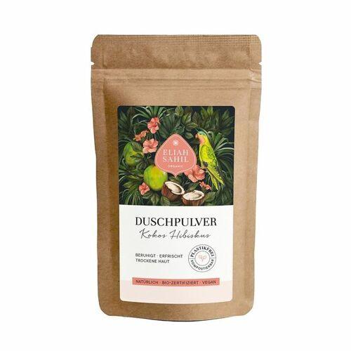 Eliah Sahil Bio Duschpulver Kokos Hibiskus hibiskus