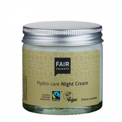 Fair Squared Nachtcreme Argan Im Glas