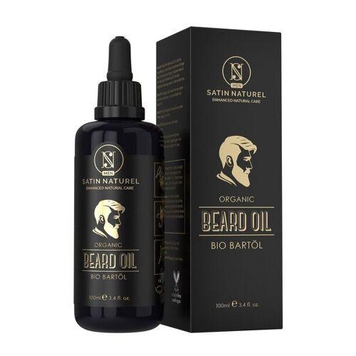 Satin Naturel Bio Bartöl   Natürliche Pflege & Parfümersatz