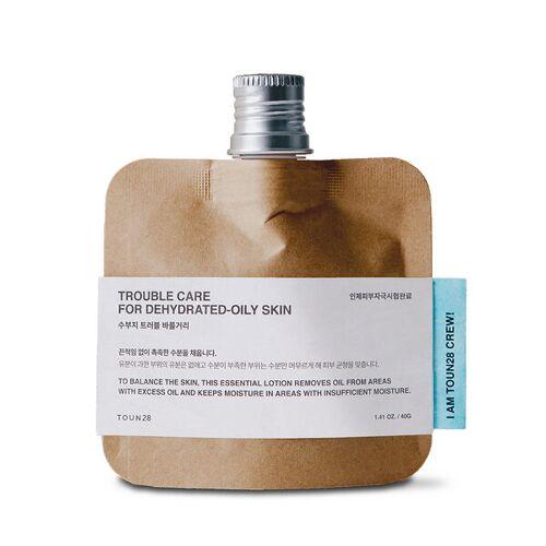 TOUN28 Trouble Care Gesichtscreme Für Mischhaut Und Fettige Haut