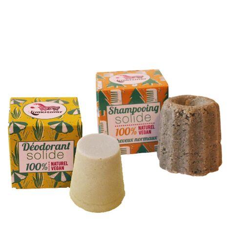Lamazuna Set Deo Und Shampoo