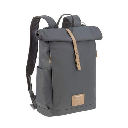 Lässig Green Label Wickelrucksack -Wickeltasche- Rolltop Backpack graue
