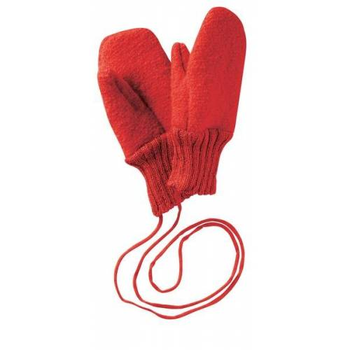 Disana Baby Kinder Walk-handschuhe rot größe 01 (ca. 5-12 monate)