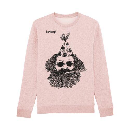 karlskopf Fasching pink XL