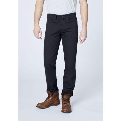 Oklahoma Jeans Men Pants Oklahoma, Gots black (black black) 42/32
