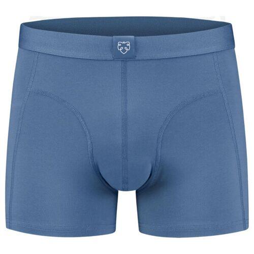 A-Dam Boxerbrief Uni wibi (blau) M