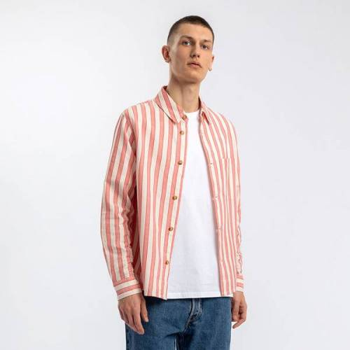 Rotholz Leichtes Hemd rot XL