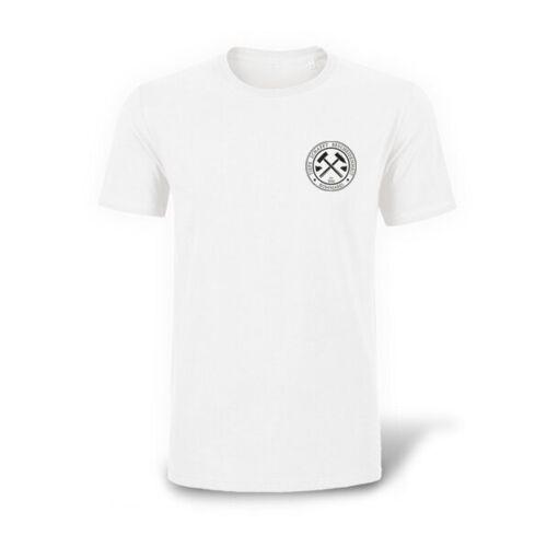 Kommabei Herren T-shirt Block Ruhrgebiet  XL