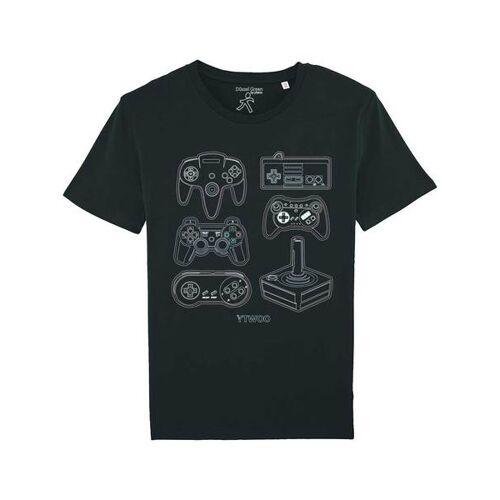 YTWOO Spielkonsolen schwarz XL