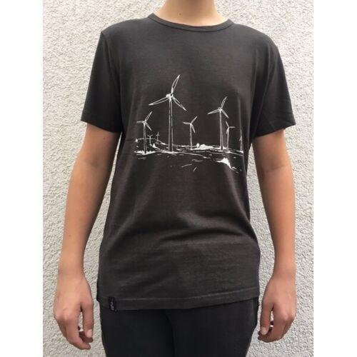 Uprise Hanf T-shirt Windmills  XL