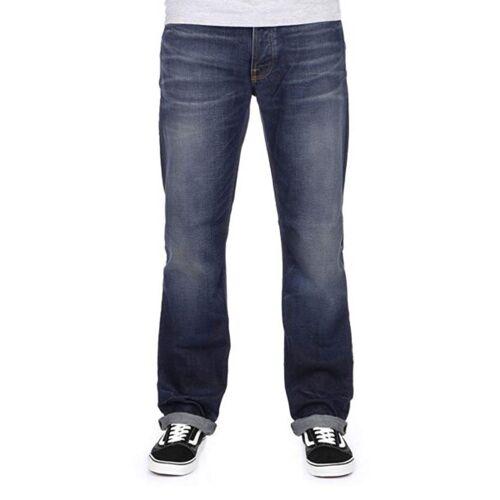 Nudie Jeans Jeans - Loose Leif Dark Arts jeans 33/32