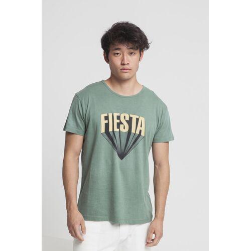 thinking mu T-shirt - Fiesta - Green Forest grün (green forest) S