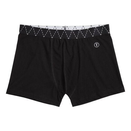 THOKKTHOKK Herren Boxershort Trunks Gots & Fairtrade schwarz XL