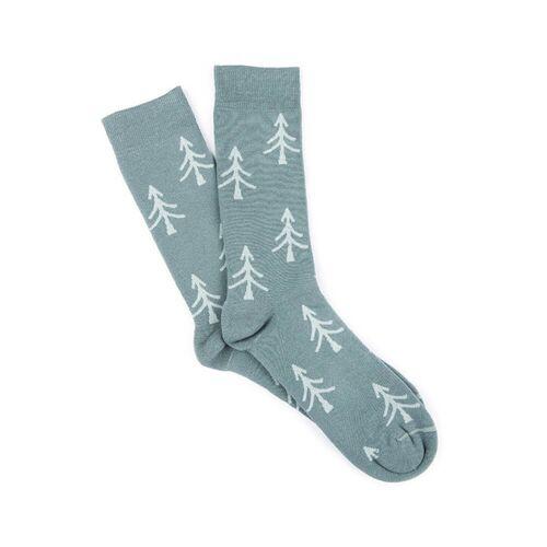 Bleed Polar Tree Socks grün 41-46