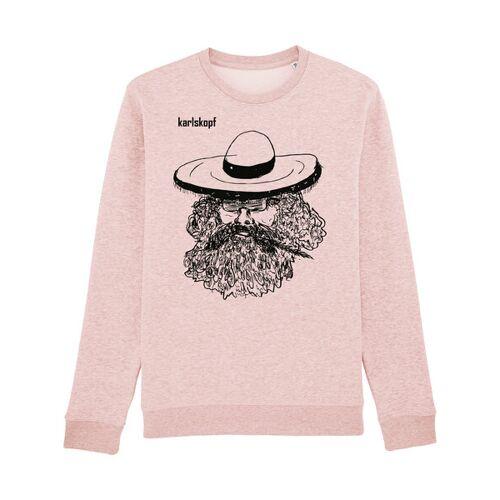 karlskopf Mexikaner pink XXL