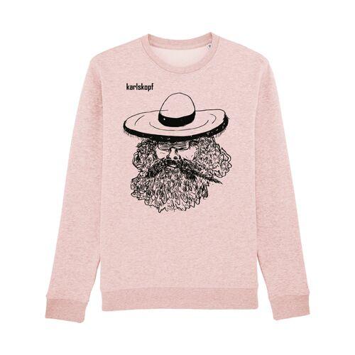 karlskopf Mexikaner pink L