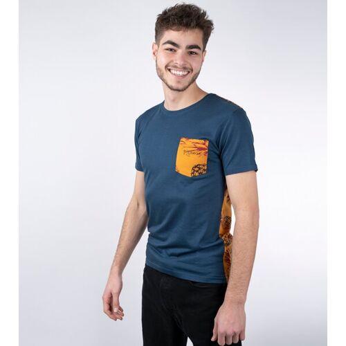 Gary Mash Shirt Miami Modal®-Mix blau XL