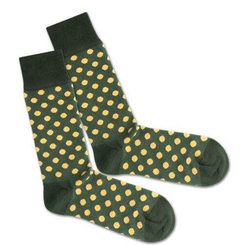 Dilly Socks Socken - Sun Flower Field grün 36-40