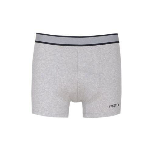 Honesty Rules Trunk Unterhose grey/mel XL
