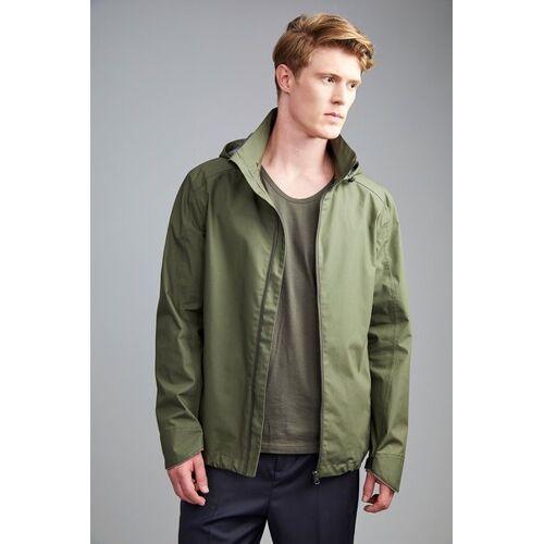 LangerChen Regenjacke - Jacket Barnsley grün (military) XL