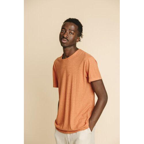 thinking mu T-shirt Herren - Hemp orange (teracotta) XL