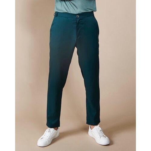 JAN N JUNE Hose Liam For Men Smaragd grün (smaragd) XL