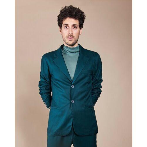 JAN N JUNE Blazer Bello Men Smaragd smaragd (grün) XL