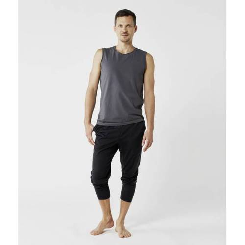 Lotuscrafts Organic Mens Yoga Tank Top grau XL