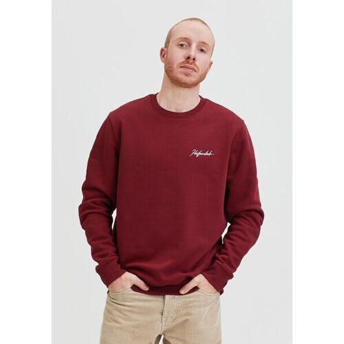 HAFENDIEB Tag Lütt Sweater rot L