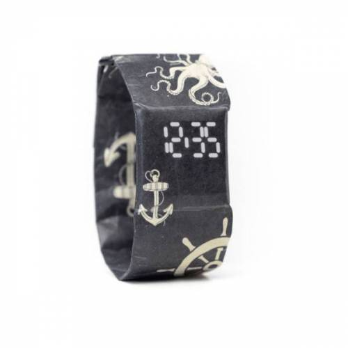 paprcuts Armband Uhr - Anchor