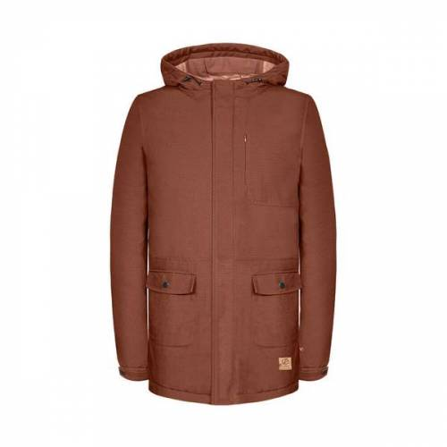 Bleed Guerilla Thermal Parka rot L