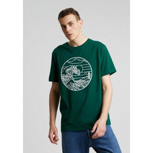 HAFENDIEB Waterkant T-shirt grün S
