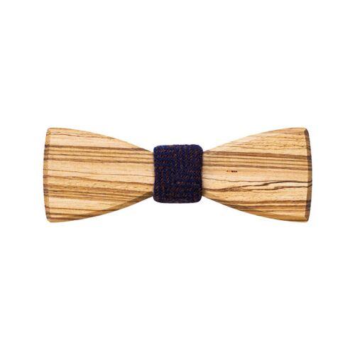 BeWooden Männer Fliege Aus Holz   Holzfliege Sand Bow Tie sand