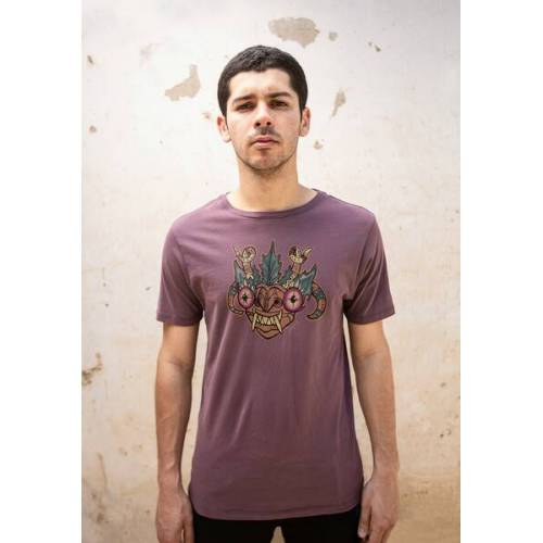 KINDIO ecofriendly Kindio-shirt Diablada rot S