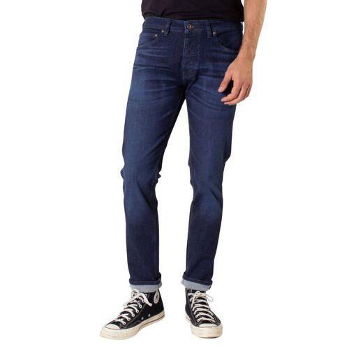 Kuyichi Jeans Slim Fit - Jamie blau (worn in blue) 33/32